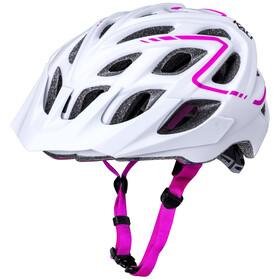 Kali Chakra Plus - Casque de vélo - rose/blanc